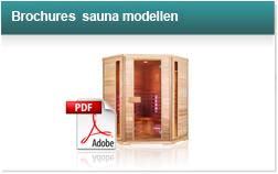 sauna modellen
